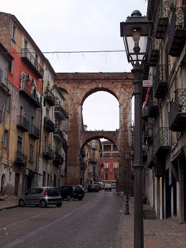 Via Roma (ex via Nova)