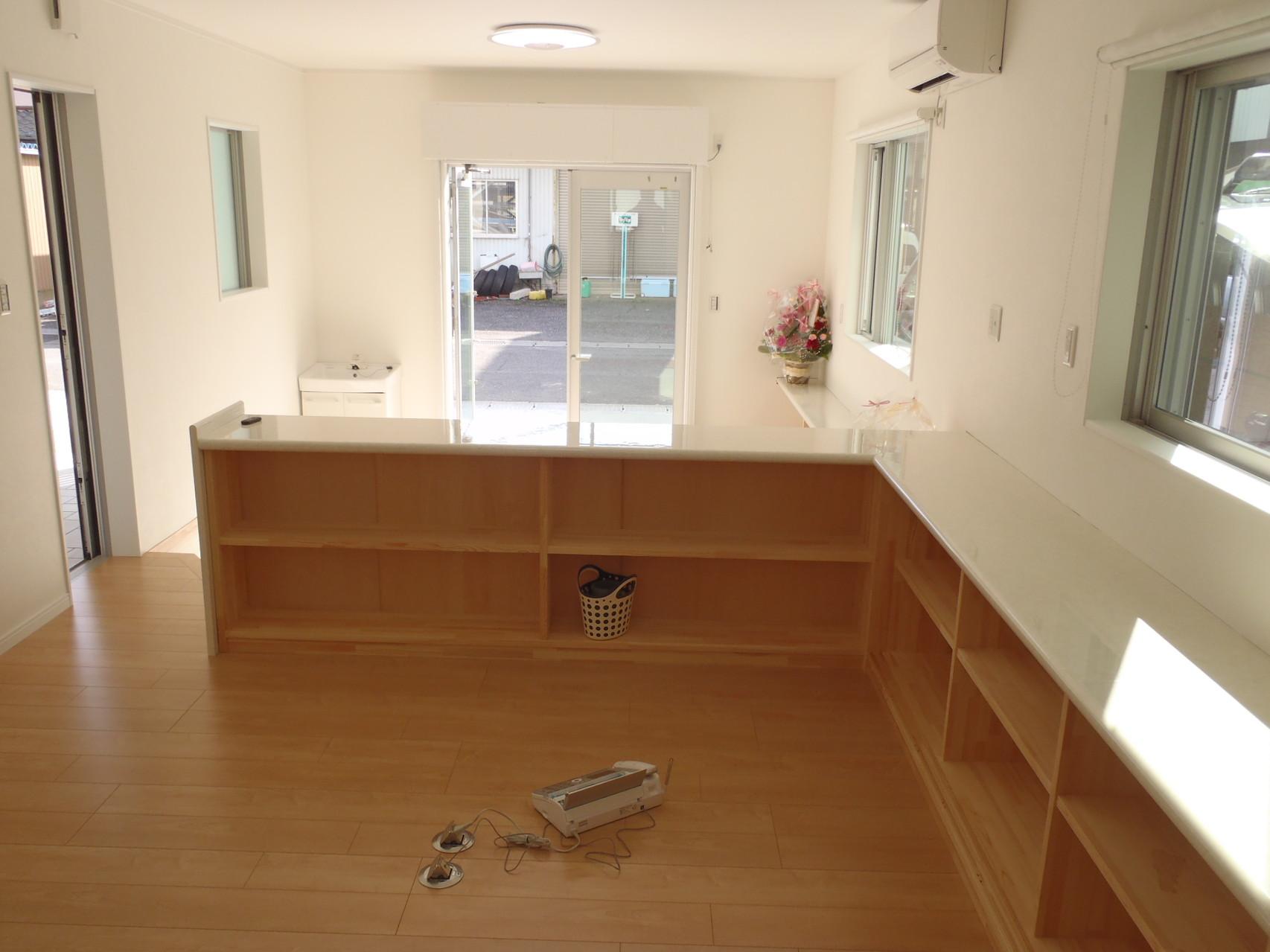 1階 趣味の部屋(事務所)