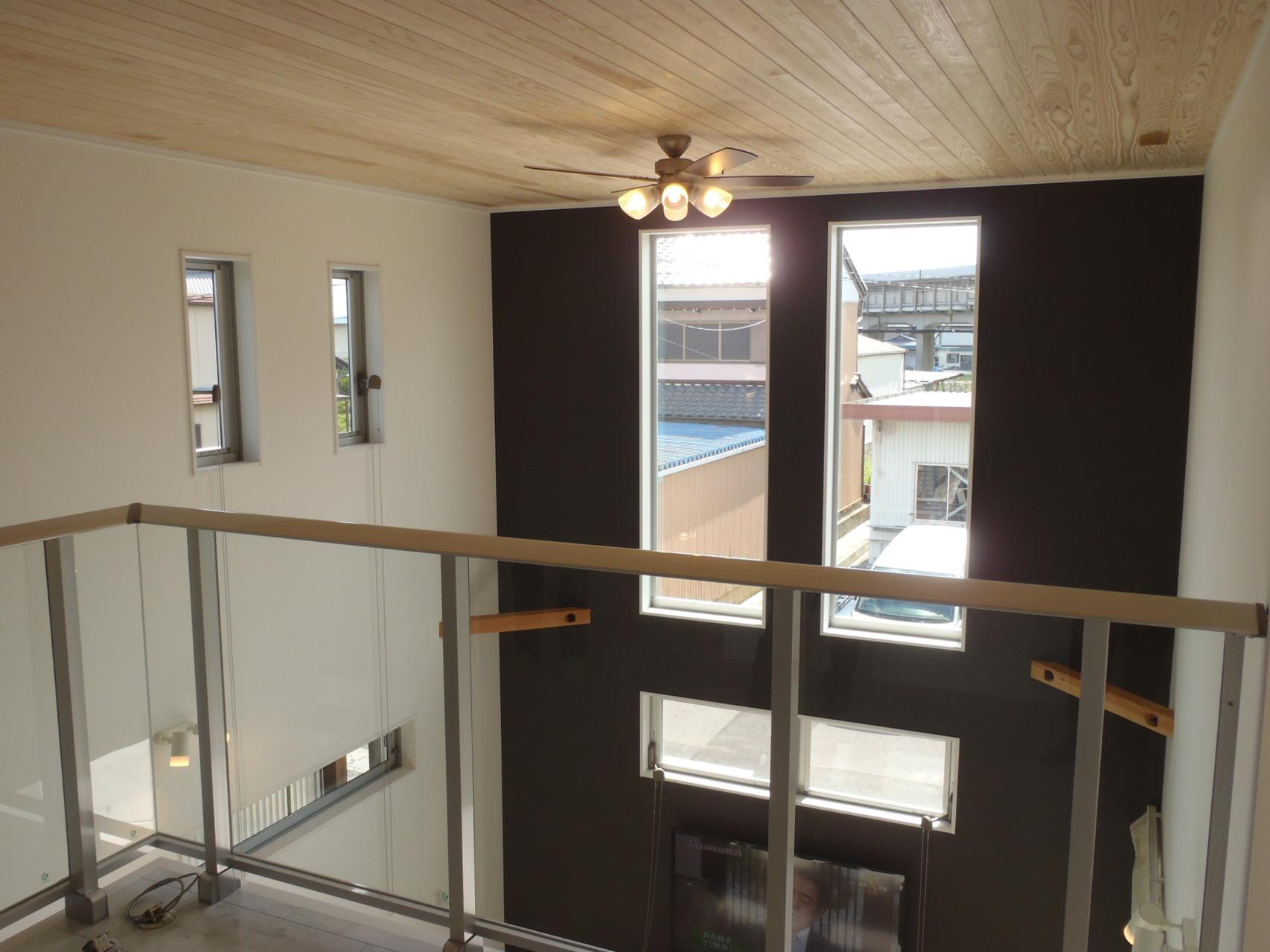 2階 階段踊り場