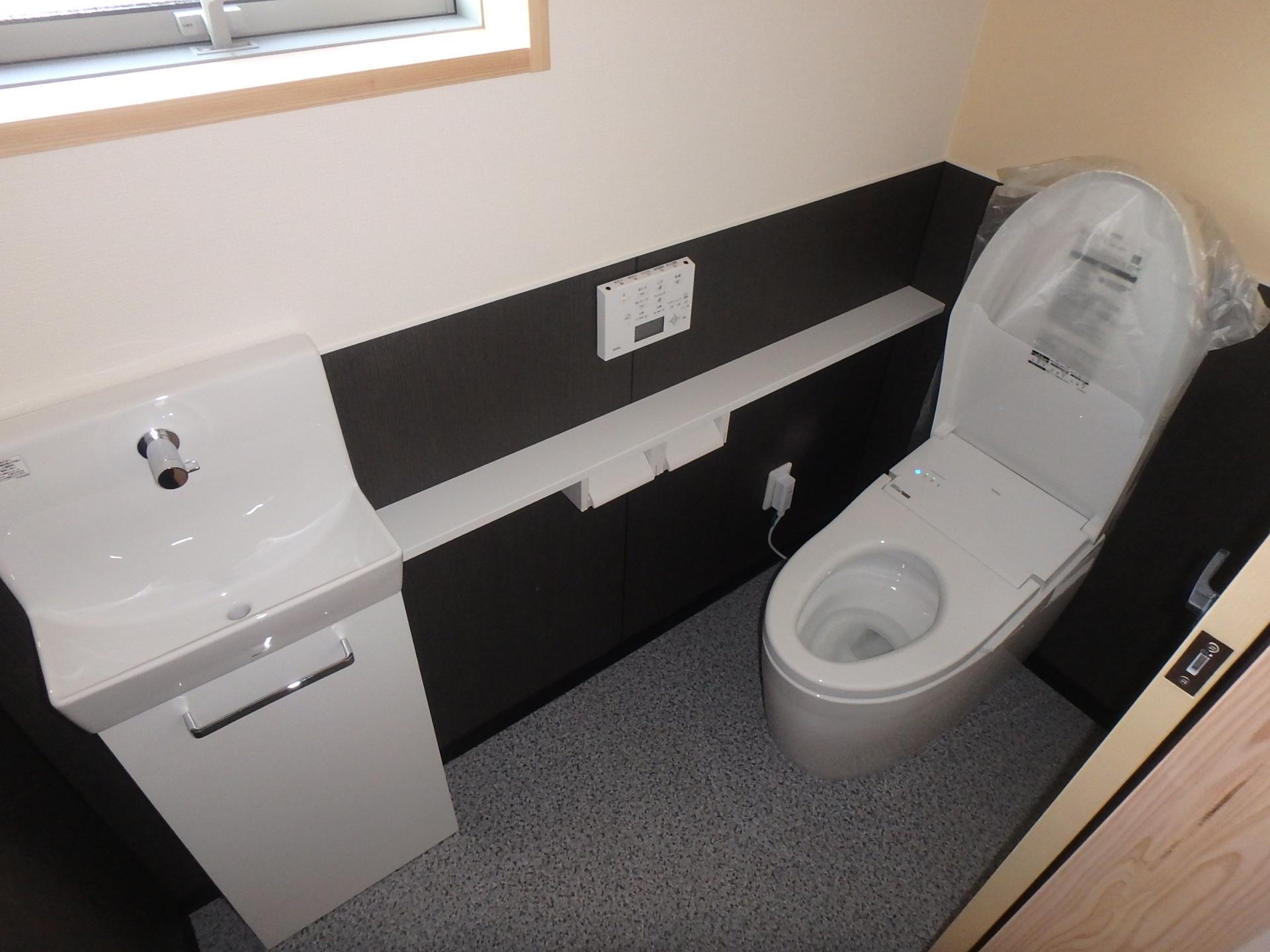 トイレ 清潔空間の提案