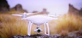 DJI Phantom: Un drone dédié à la prise d'images