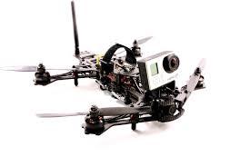 1 caméra FPV+1 GOPRO pour la prise de vue
