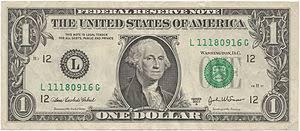 Un mignon de dollar