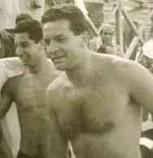 Carlo Pedersoli alias Bud Spencer. Ein Foto aus den 50er Jahren.
