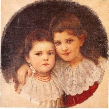 Hijas del pintor