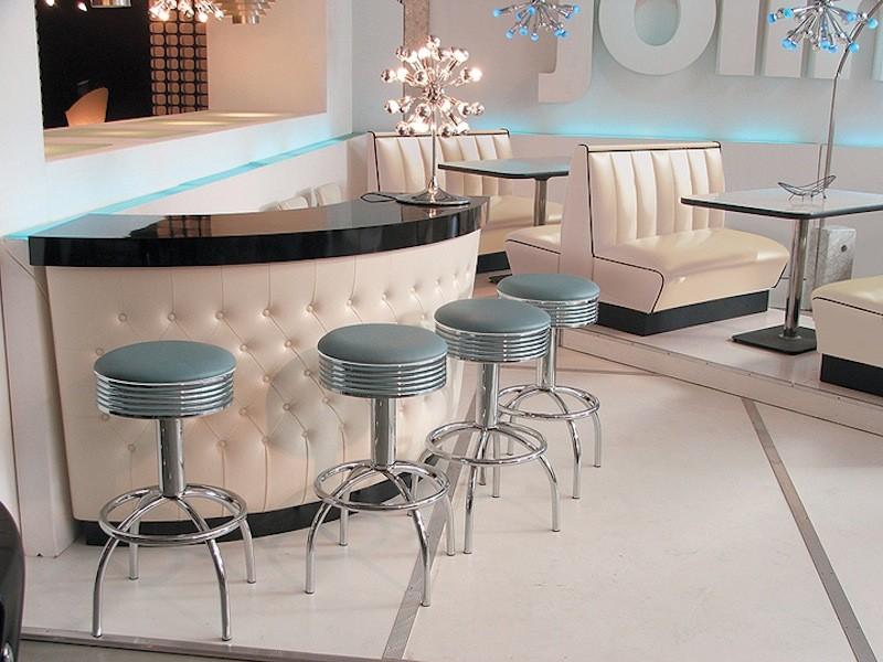 diner m bel gro e auswahl hellwig 50 39 s retrolook. Black Bedroom Furniture Sets. Home Design Ideas
