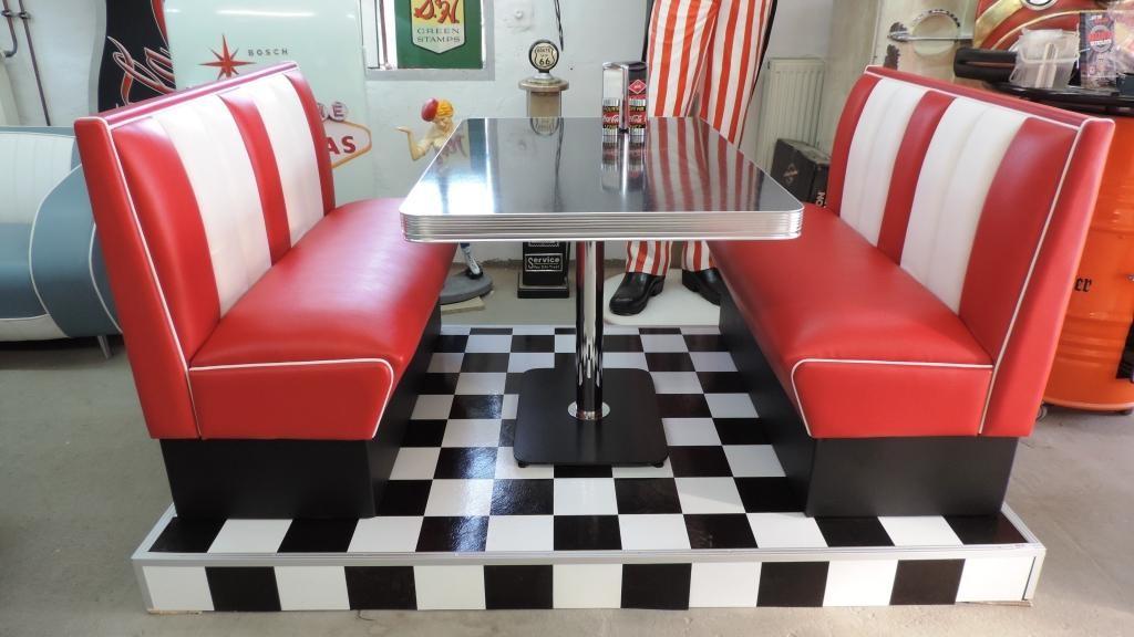 50 jahre m bel diner retrom bel hellwig 50 39 s retrolook. Black Bedroom Furniture Sets. Home Design Ideas