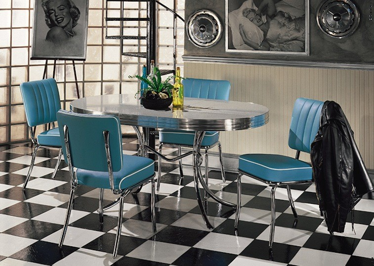 Diner Möbel Von Bel Air Hellwig 50s Retrolook