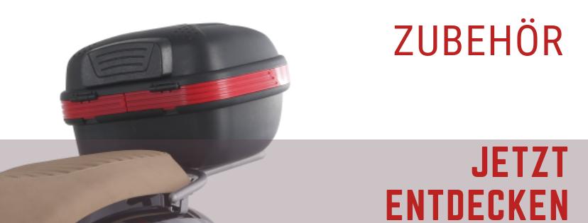 Fahrzeugagentur24 heppenheim elektro roller eroller zubehör case helm Box handschuhe