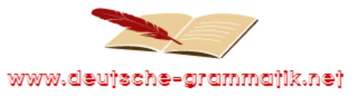 Literarische Inhaltsangabe Deutsche Grammatiknet Deutsche