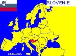 La Slovénie dans l'Europe
