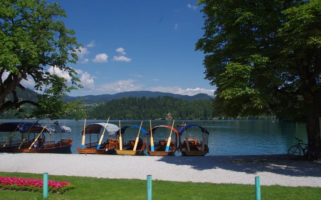 Ses barques à touristes