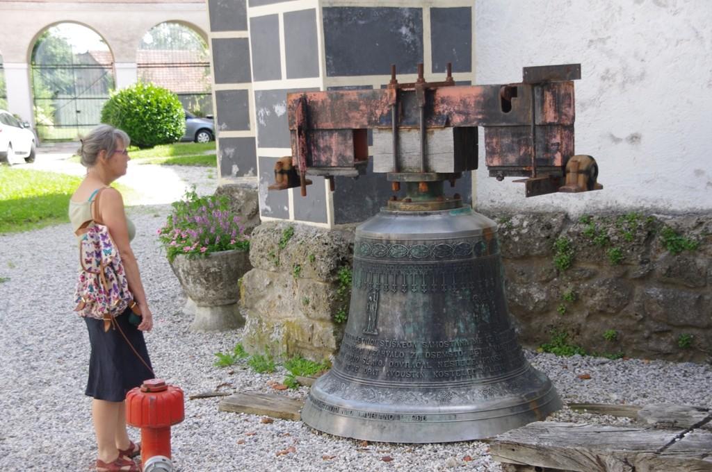 L'ancienne cloche
