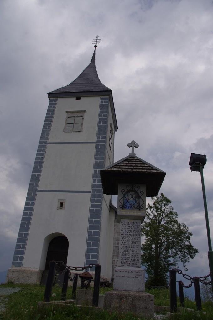 Cerkov-SV. Primoza in Félicijana