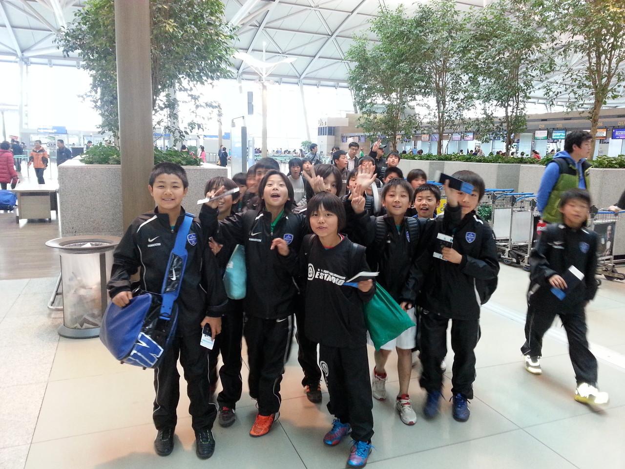 韓国遠征2013