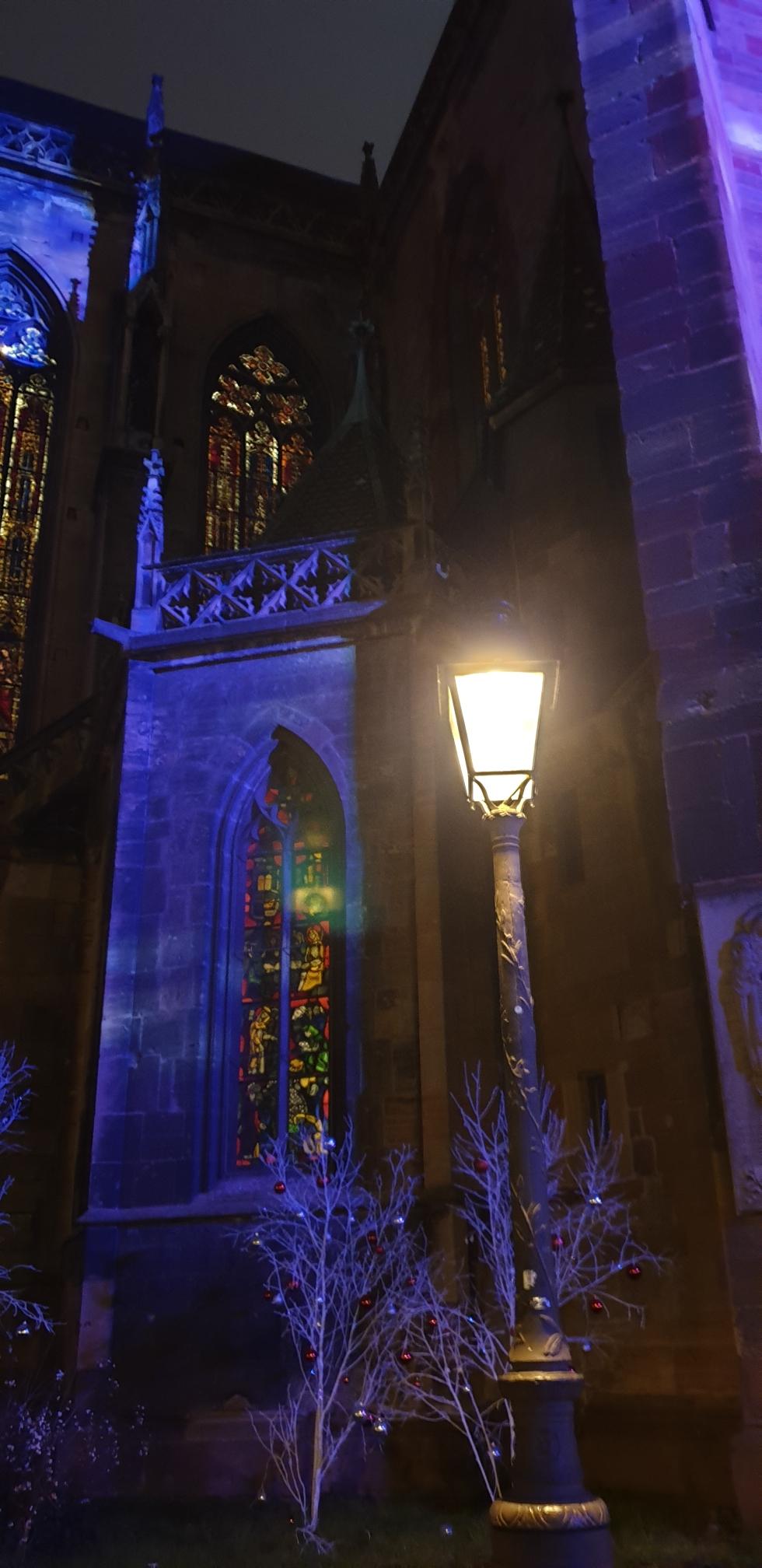 Auf dem Cathedralplatz
