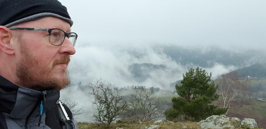 Über den Nebelmeer