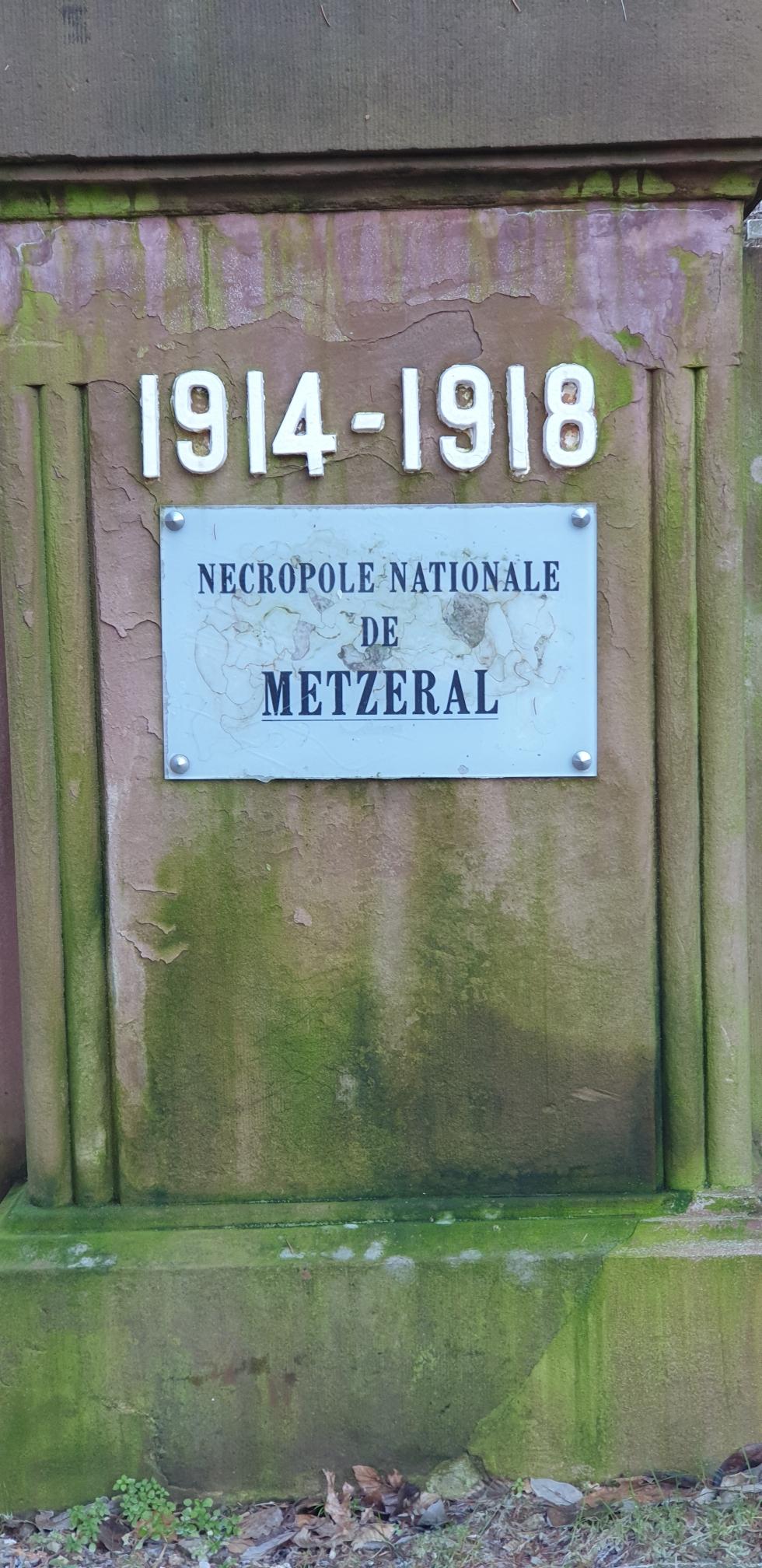 Necropole Metzeral