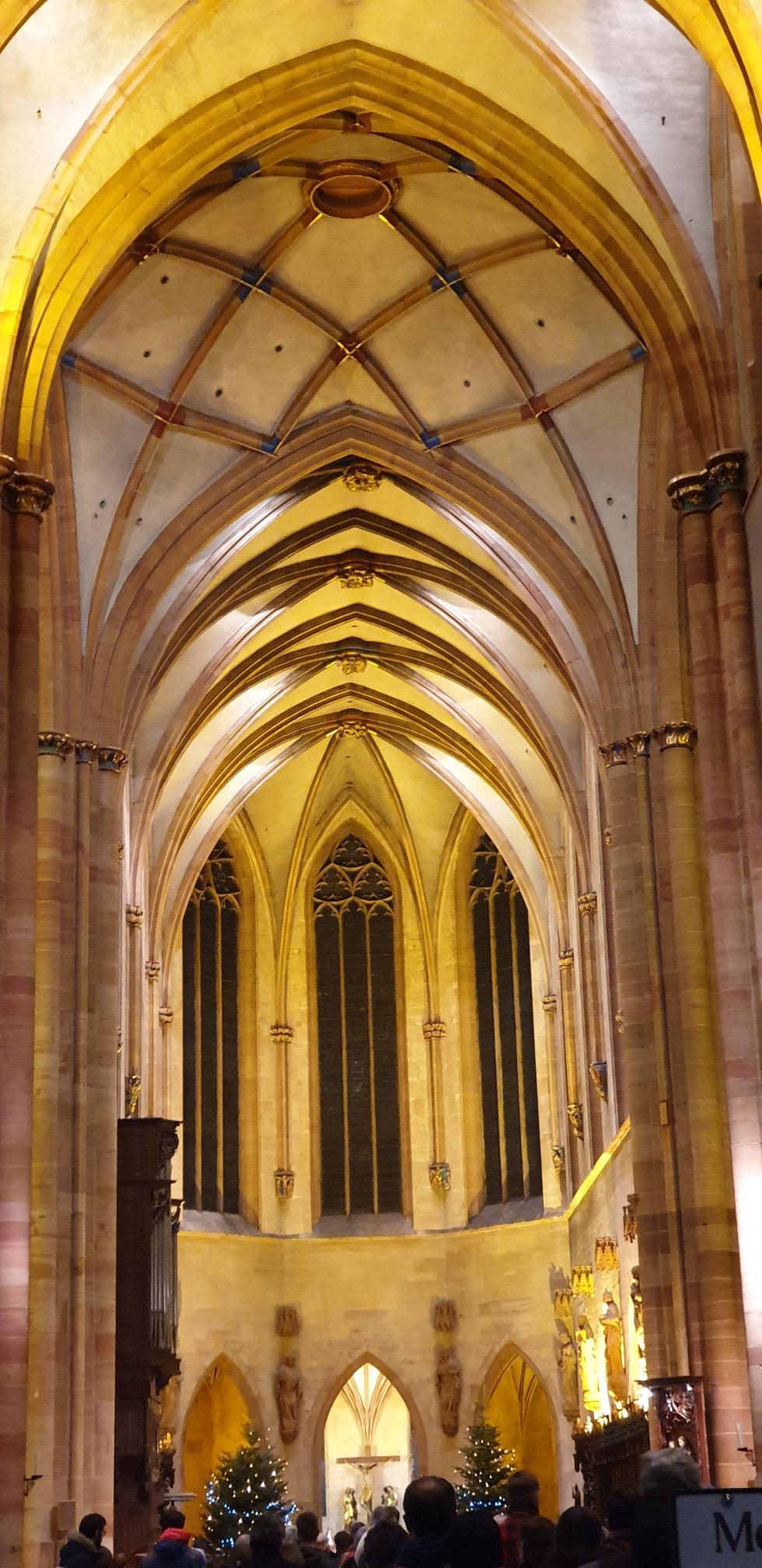 Cathedrale de Colmar