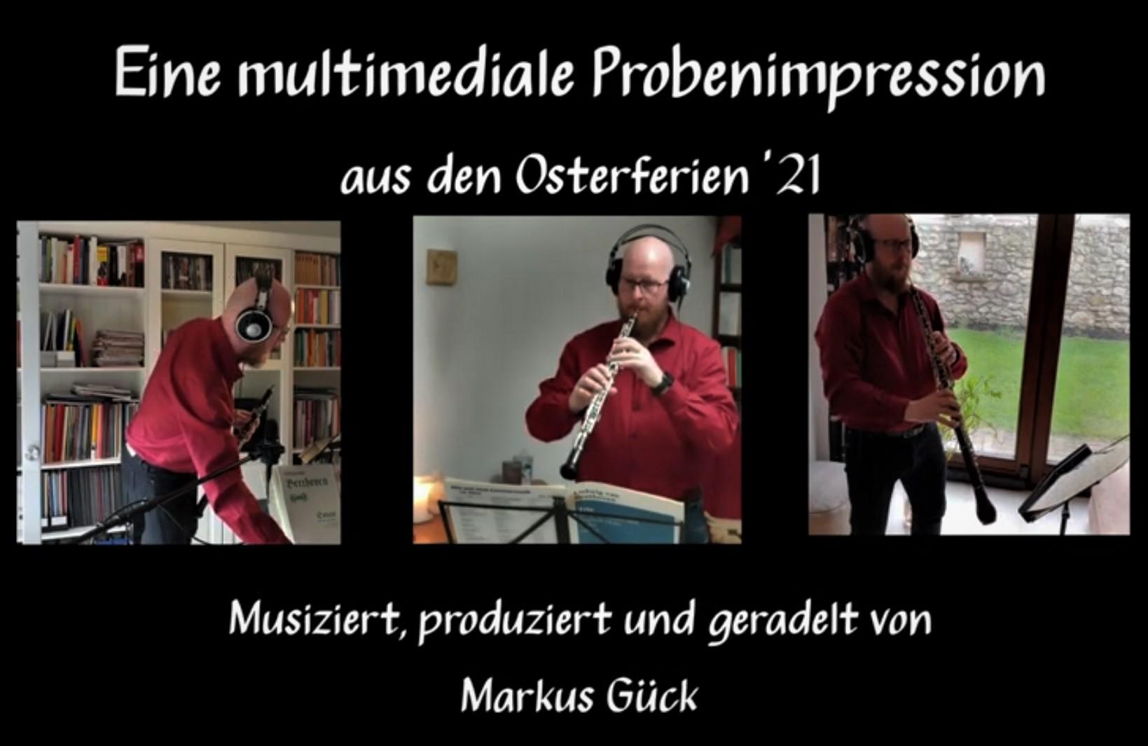 Die Multimediale Probe
