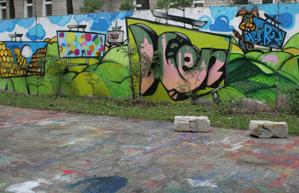 Kunstfabrik mit Nora Blaj