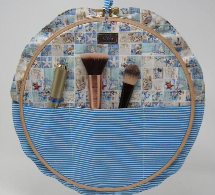 ModellBeispiel maritim: Ø 26cm, waschbar, 3 Einschübe. Preis: 22€