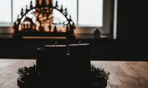 Keine Zeit für Advent, der Jahreswechsel steht an