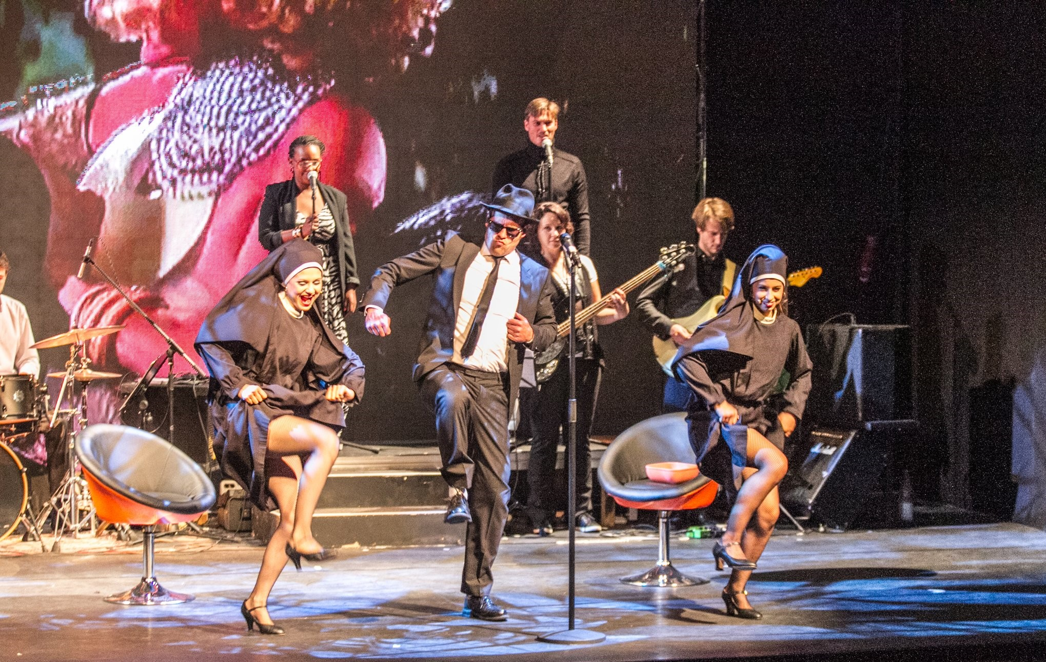 """Szenenfoto """"A Tribute to the Blues Brothers"""""""