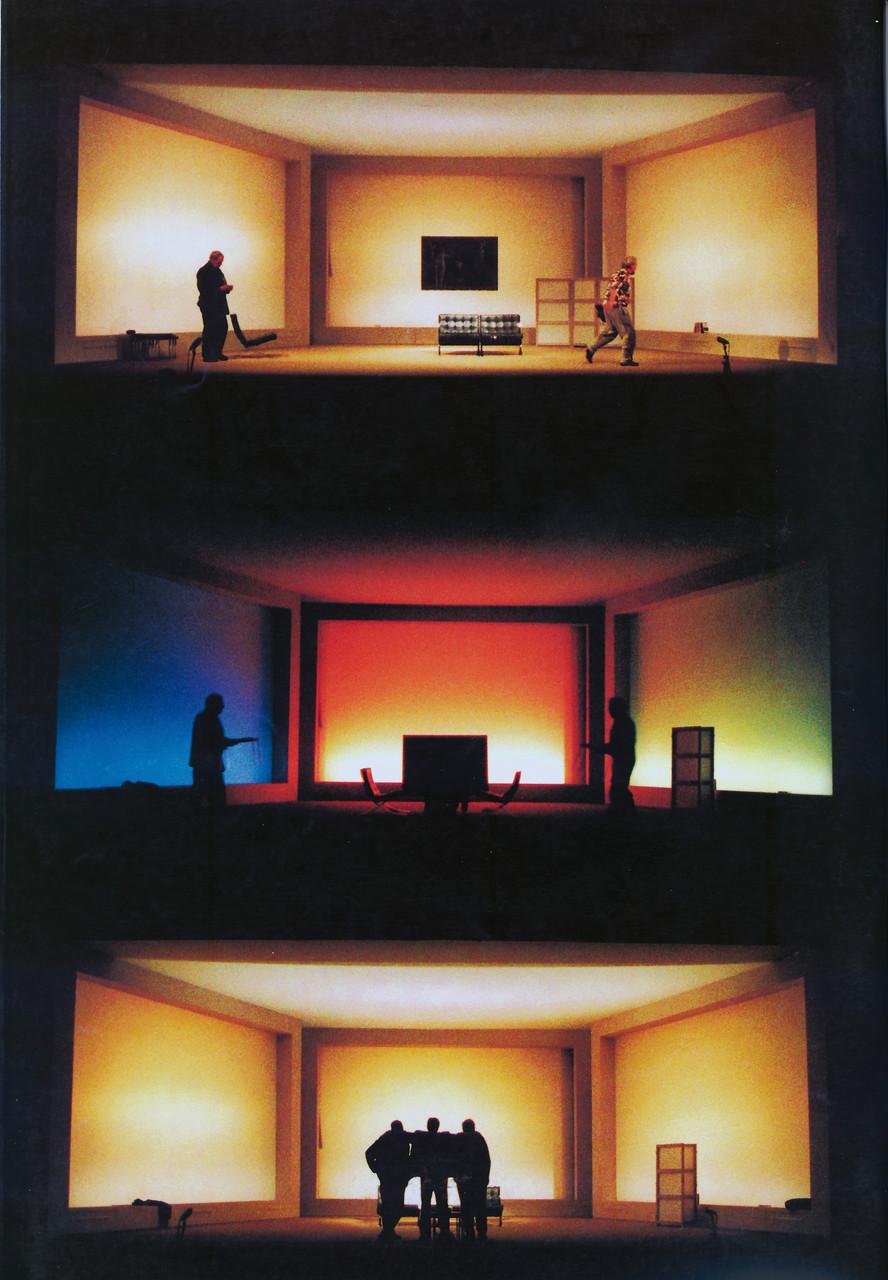 """""""Kunst"""" 1996 (Foto: Guido Kasper)"""