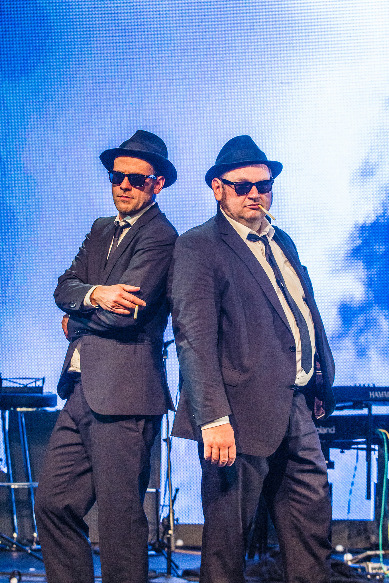 "Szenenfoto ""A Tribute to the Blues Brothers"""