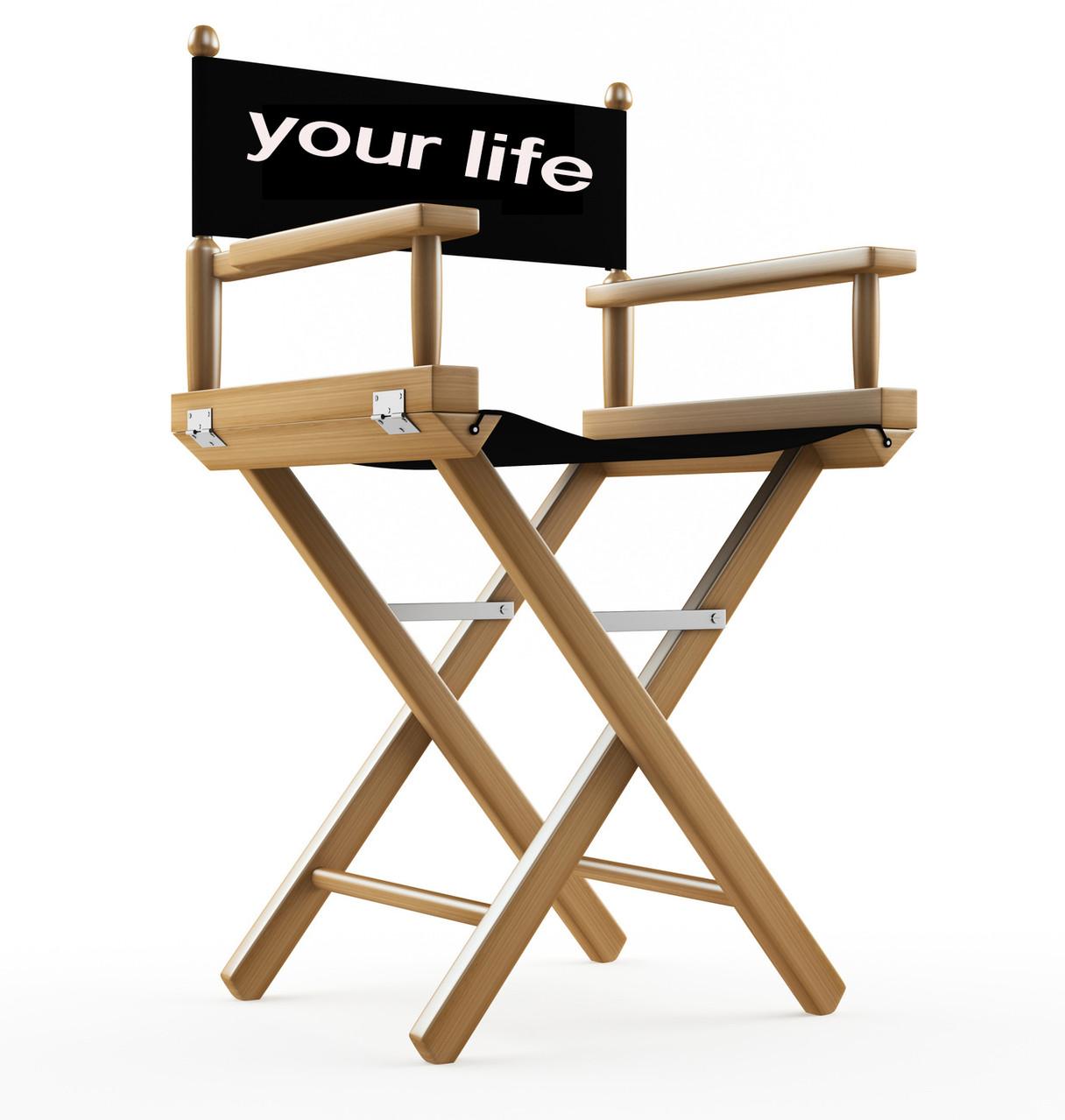 Führe in deinem Leben die Regie