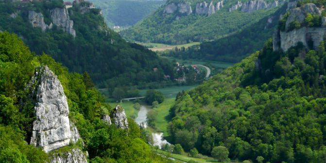 Liebliches Donautal
