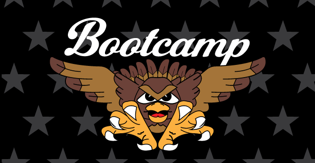 BOOTCAMP 2021 IN EUROPA