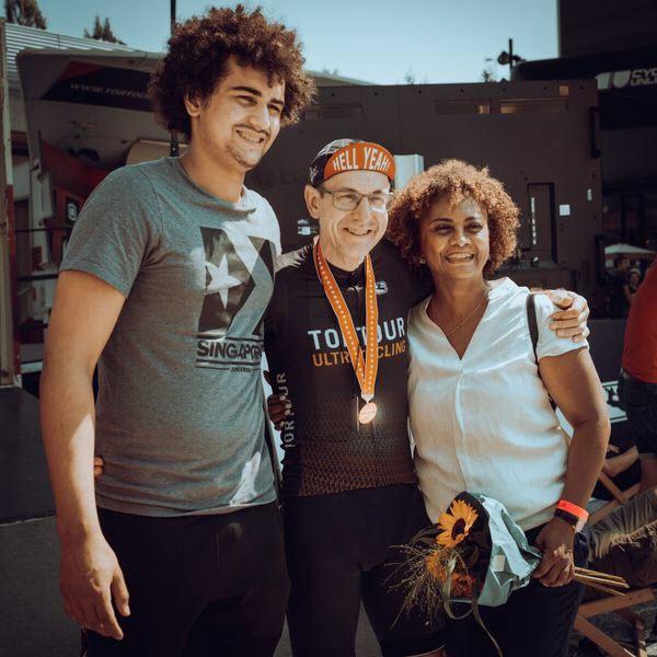 ROCKETMAN fliegt auf den 3. Platz bei den Ultracycling Schweizer Meisterschaften 2021
