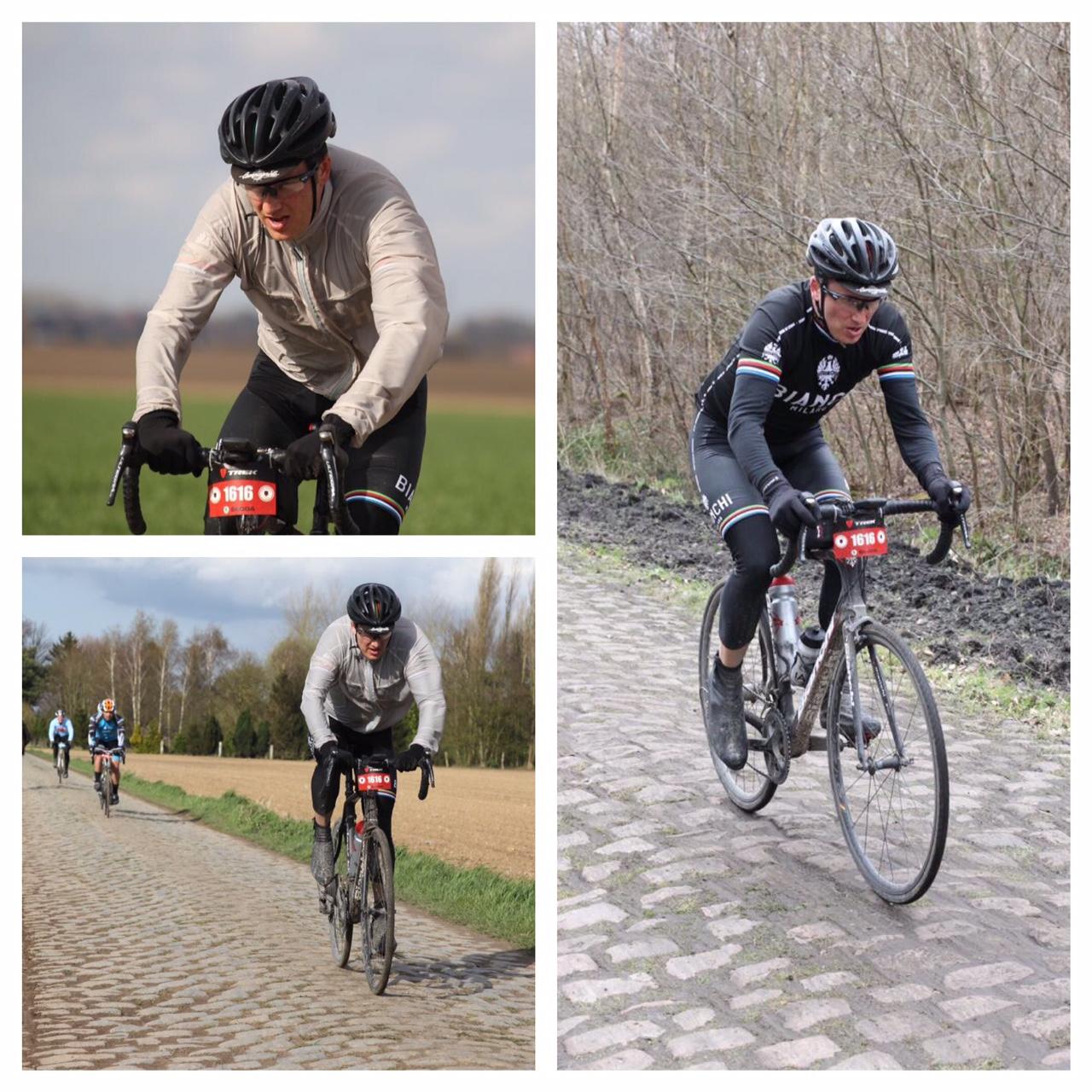 Paris-Roubaix (PR)   Gegenwind und Pflastersteine formen bekanntlich den Charakter und PR hat von allem zum Glück genug