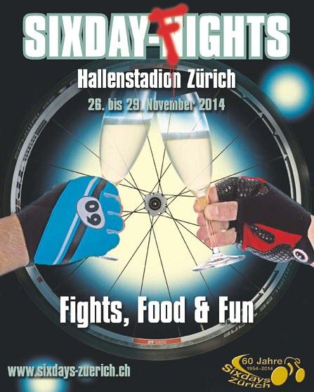 Gegründet wurde AUDAX Suisse am 29.11.2014 als ehrenamtlich geführter non-Profit Sportverein während der letzten Austragung des Six Days Zürich