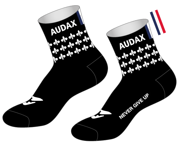 AUDAX Socken (kurz)