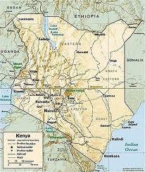 Kenya - Afrika - Lake Nakuru