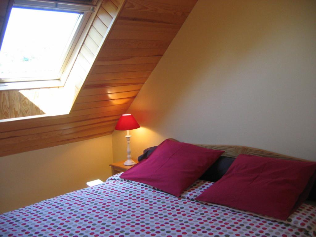 dormir dans un grand lit en 160