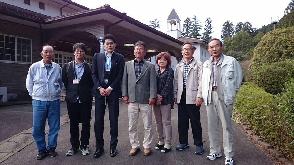 北海道(十勝農業試験場)から視察研修 - 波瀬むらづくり協議会