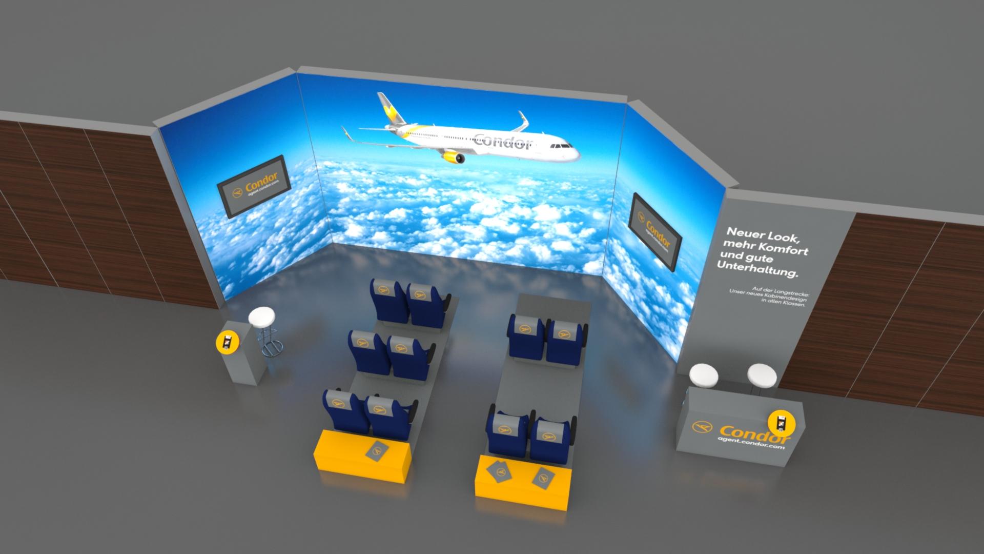 3D Planung Condor 2