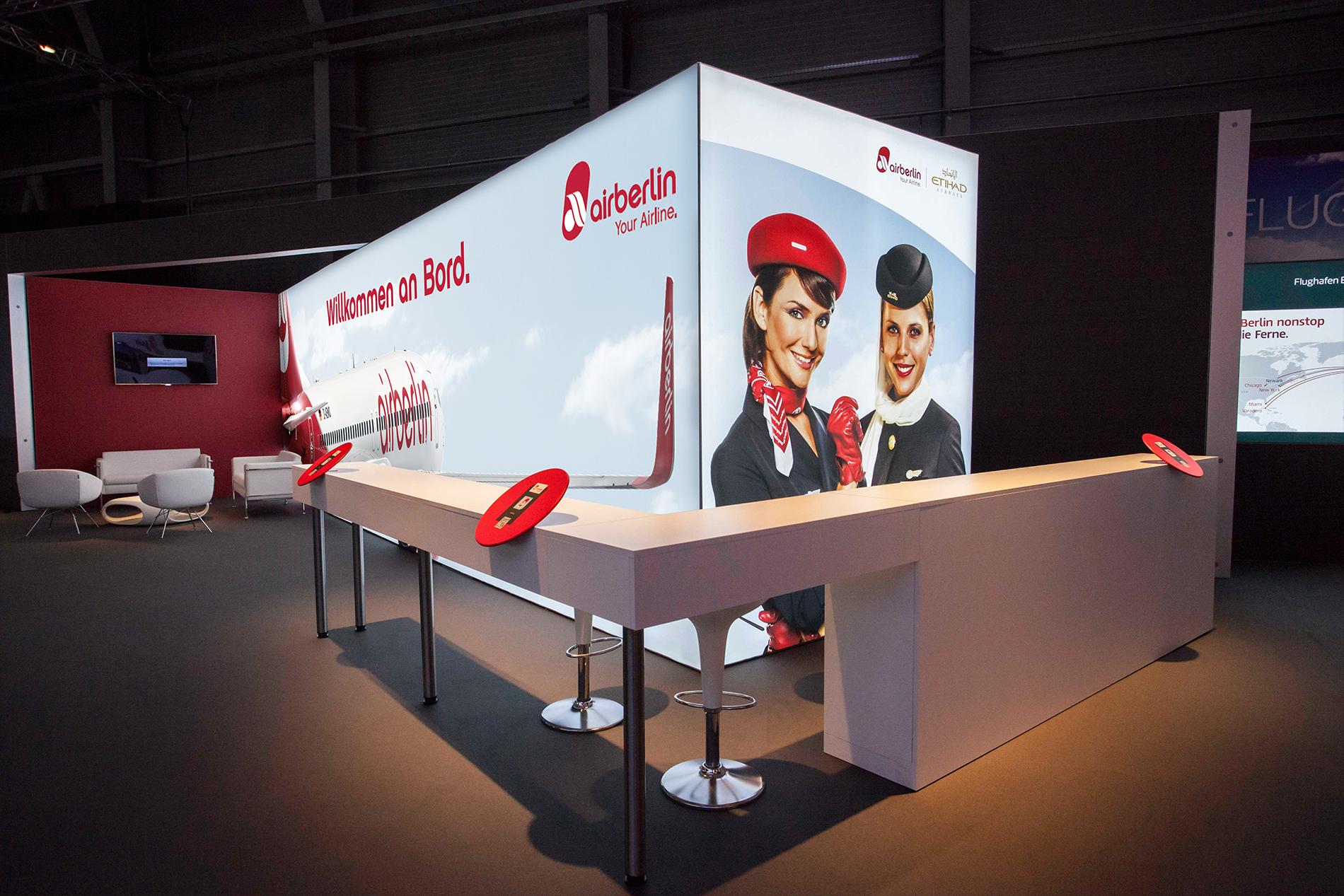 Umsetzung Air Berlin
