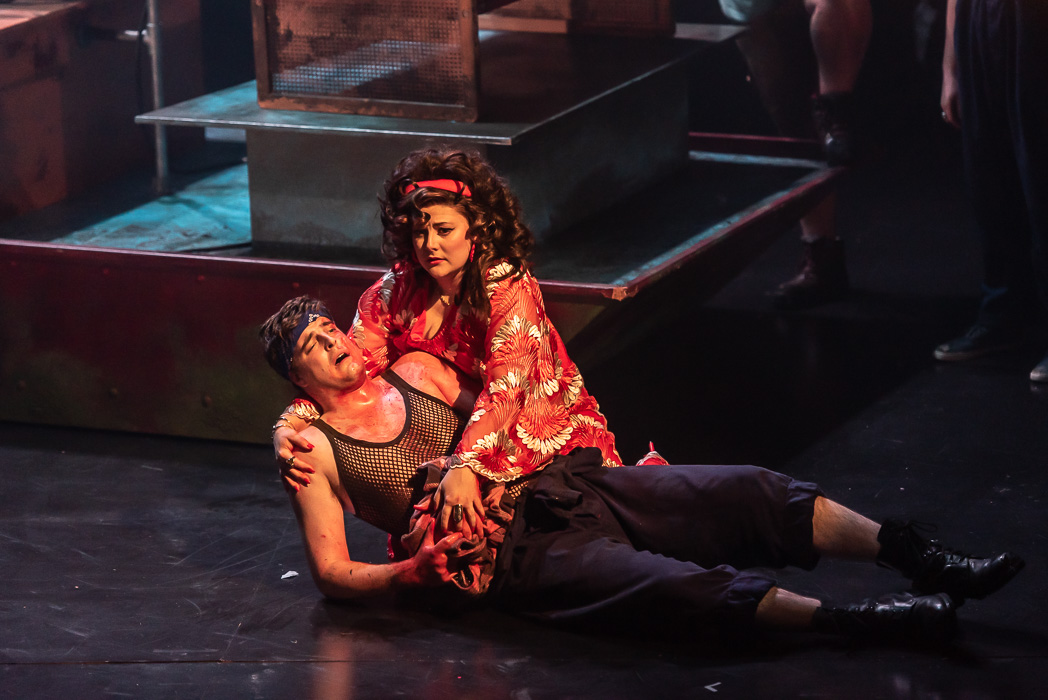 Venus & Adonis ((Andrew Hamilton), Venus and Adonis: Guildhall Opera June 2019 - Photo courtesy of Clive Barda
