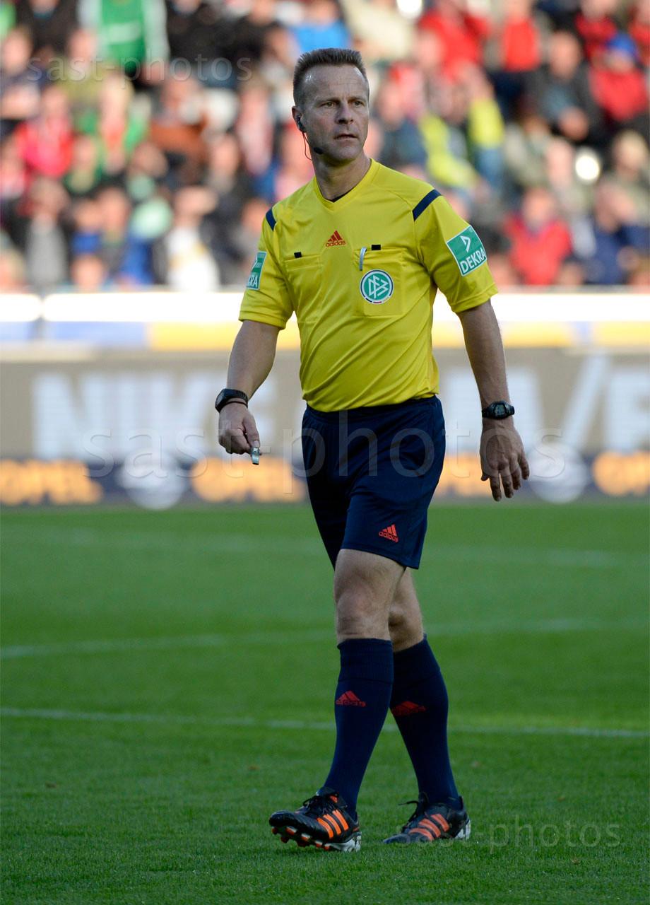 Schiedsrichter Peter Gagelmann