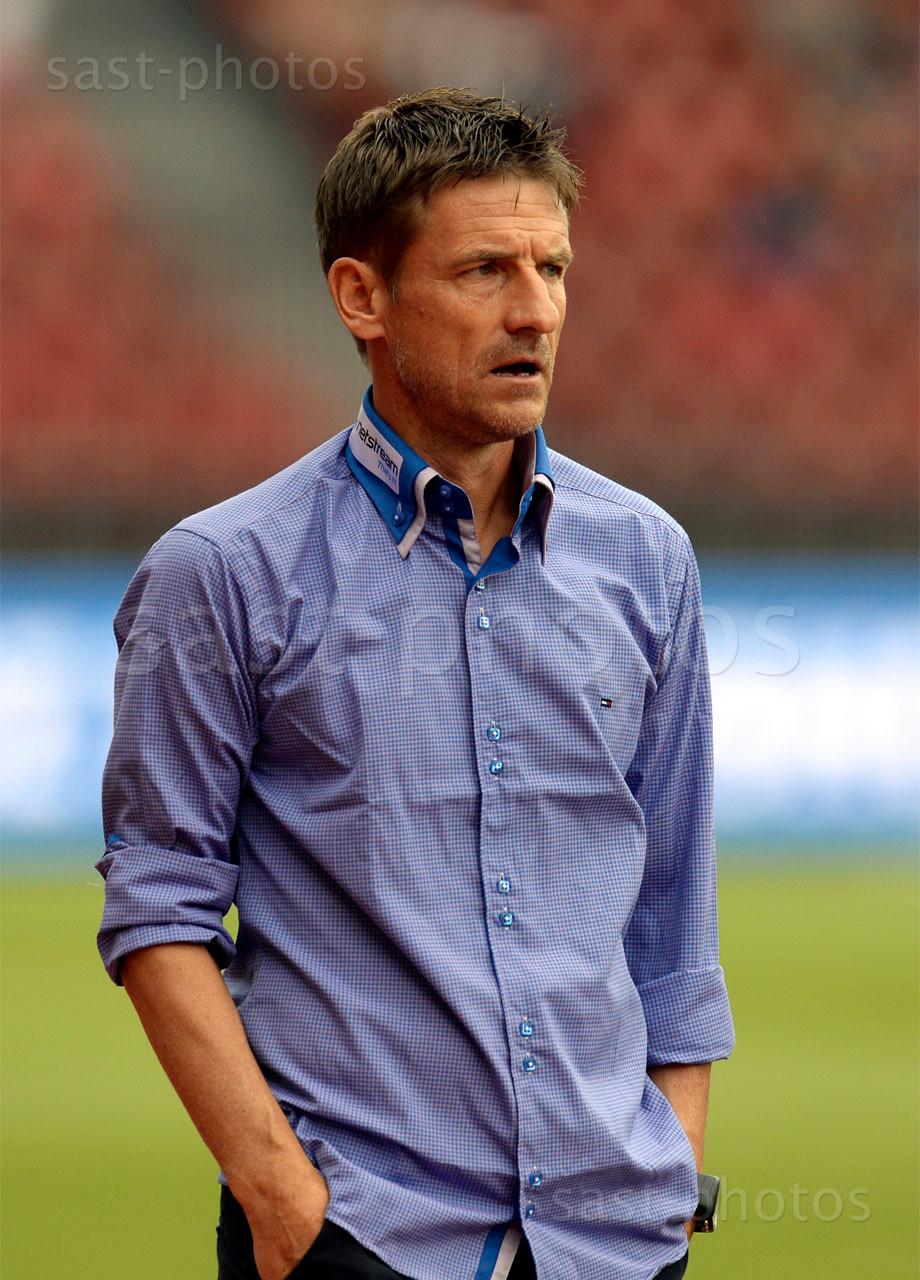 Trainer Urs Meier (FCZ)