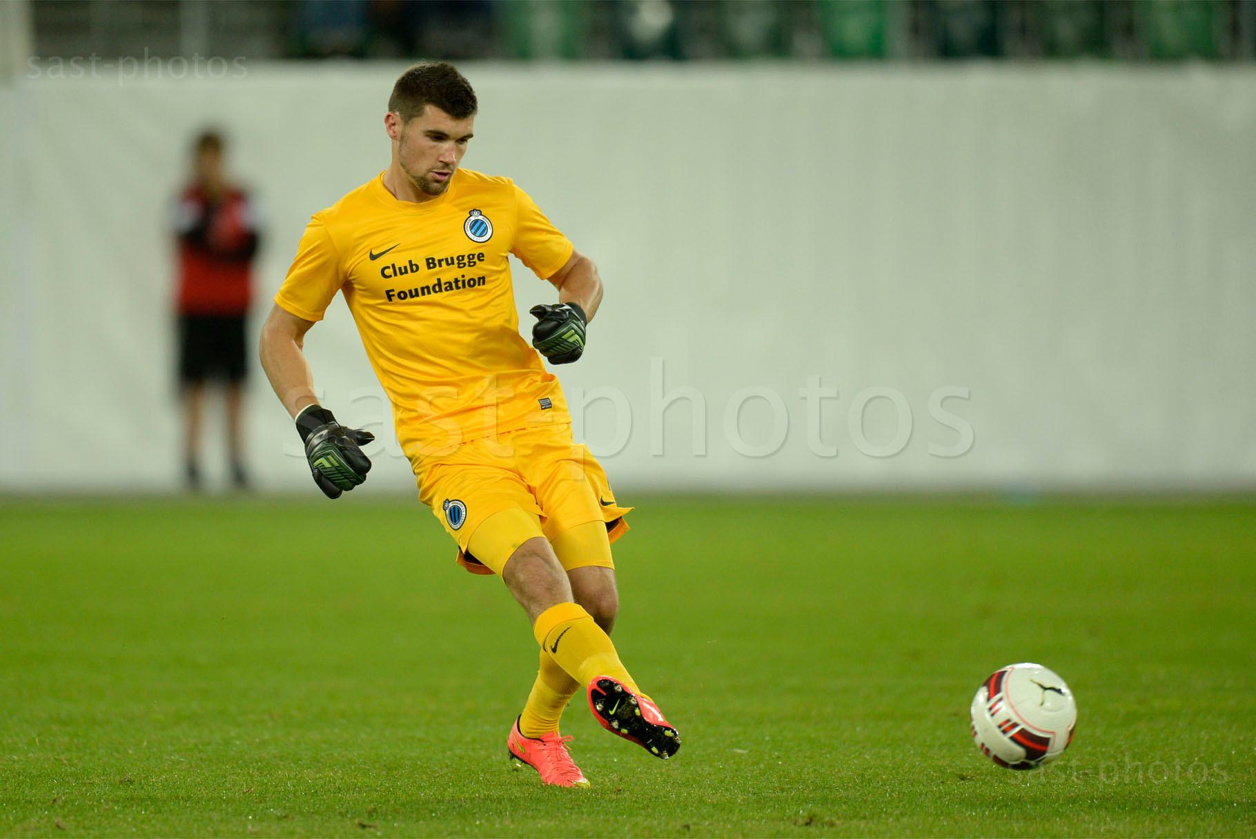 Torhueter Mathew Ryan (Brugge)