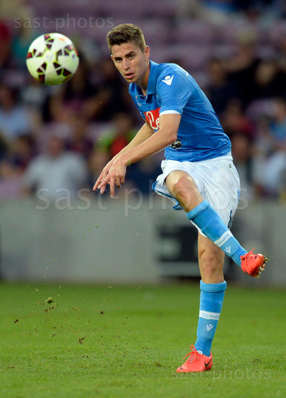 Jorge Luiz Frello Jorginho (Napoli)