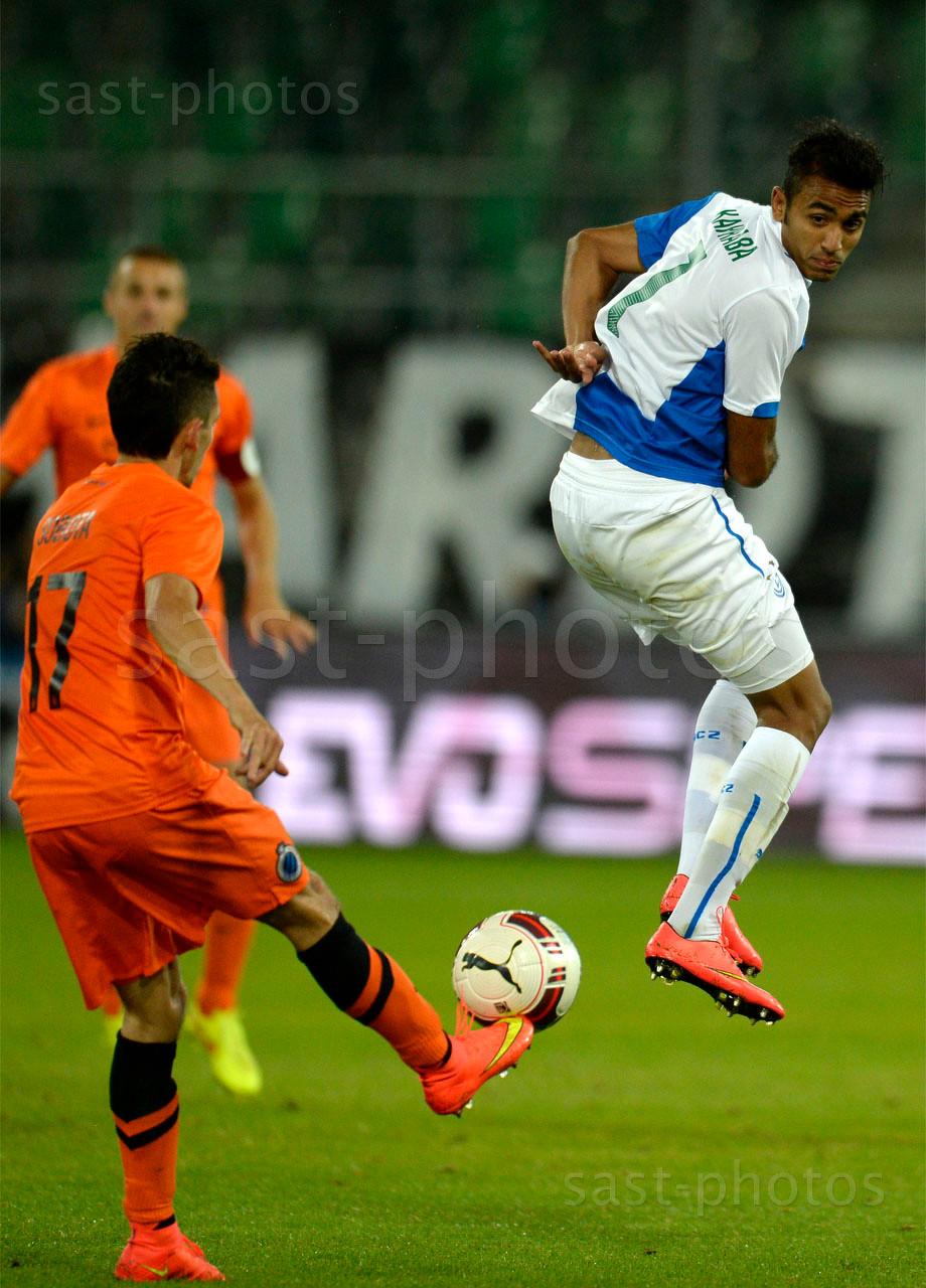 Waldemar Sobota (L. Brugge) gegen Mahmoud Kahraba (GCZ)