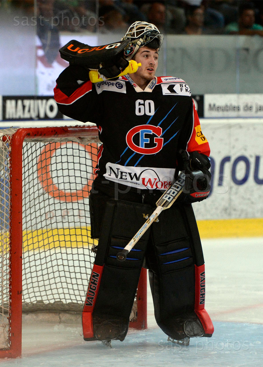 Torhueter Melvin Nyffeler (Fribourg)