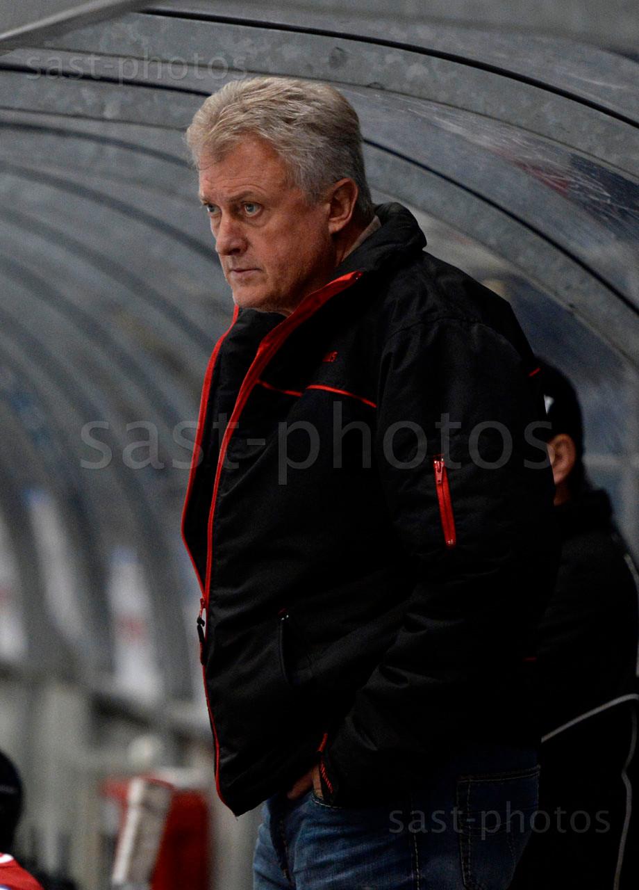 Trainer Leos Sulak (Freiburg)